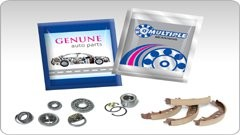Automotive Spare Parts Pouches
