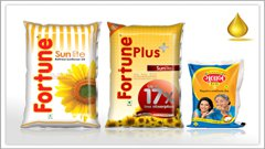 Edible Oil Film Pouches